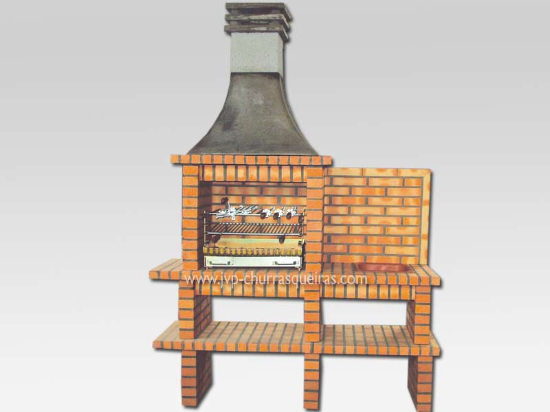 Brick Barbecue 53, Manufacture Garden Brick Barbecue Gril, BBQ in bricks, Brick barbecues Grill, BBQ nice price, Cheap BBQ, churrasqueiras, Outdoor Barbecue Grill, charcoal barbecue grill, outdoor barbecue grills, charcoal grill, Barbecue and Pizza Oven, Barbecue Grill, Churrasqueiras, bbq with bricks
