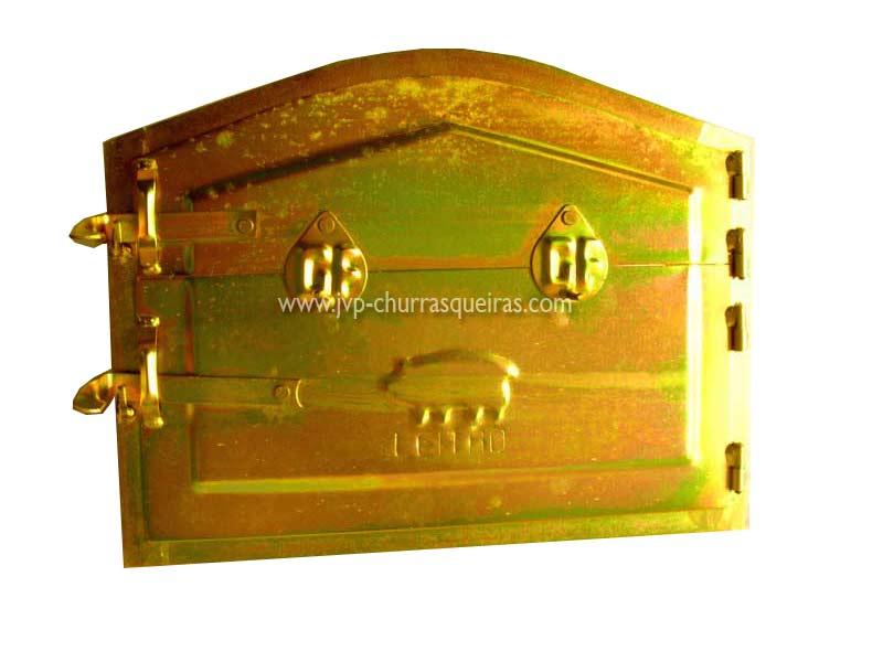 Porta de Forno PFLV, Portas de metal, Portas zincadas, Acessórios, Fornos e churrasqueiras, Utensilios de cozinha, Portas de forno, Portas Metálicas, fornos